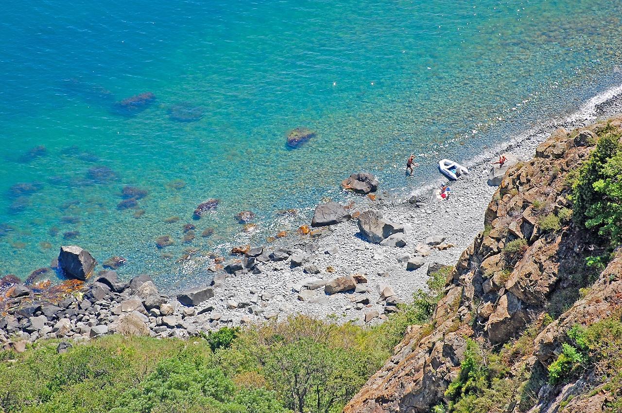 Нудистский пляж Адлера описание фото контакты гиды