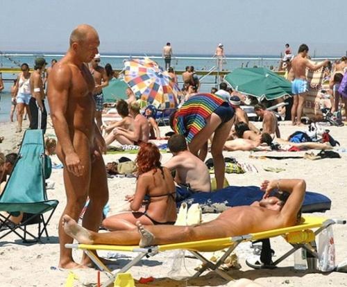 эротические фото море пляж